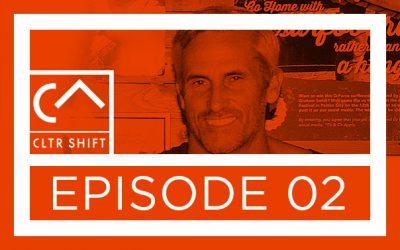 Episode 002 – Graeme Bird