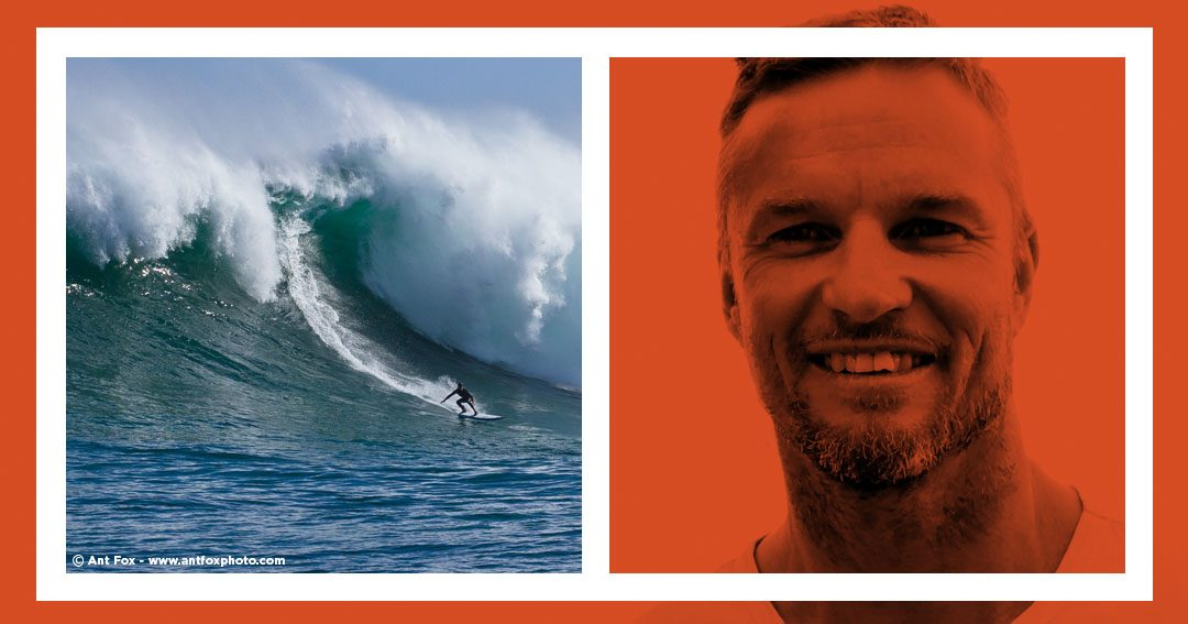The Twig, the Big Wave Chaser and the Family Man: Grant Twig Baker